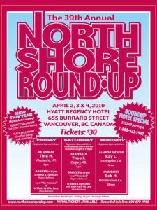 North Shore Round Up Poster 2010